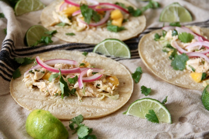 Doss, Coconut-Lime Chicken Tacos 3